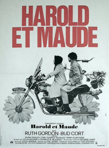 Harold and Maude directed by Hal Ashby